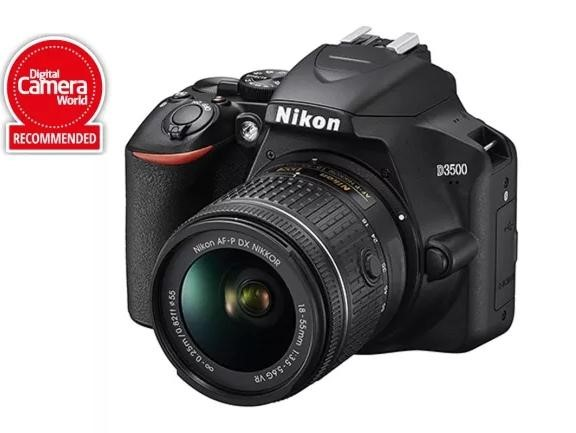 Gadget Insights - Best cameras for beginners- Take your photography to next level - Nikon D3500 - The Wall Post