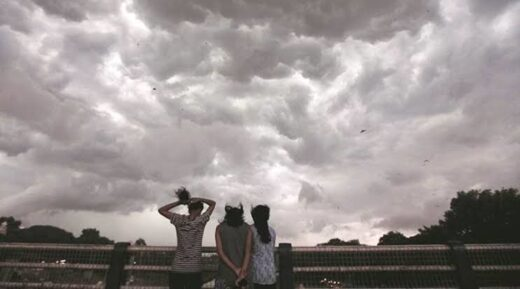 Heavy Rains in South and harsh winter in North- Today's predictions of IMD - The Wall Post