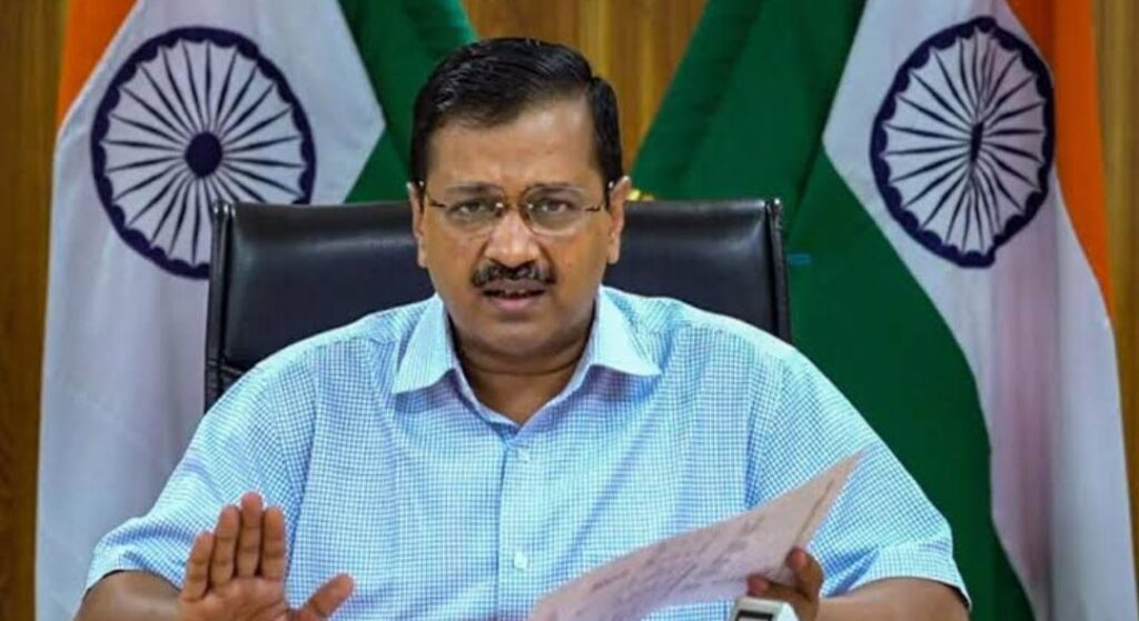 Lockdown in Delhi  Kejriwal Government sent proposal to Center - The Wall Post