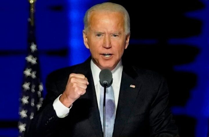 Russia and China refused to congratulate American President, Joe Biden - The Wall Post