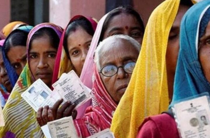 Second phase of voting started in Bihar, voting on 94 seats in 17 districts - The Wall Post