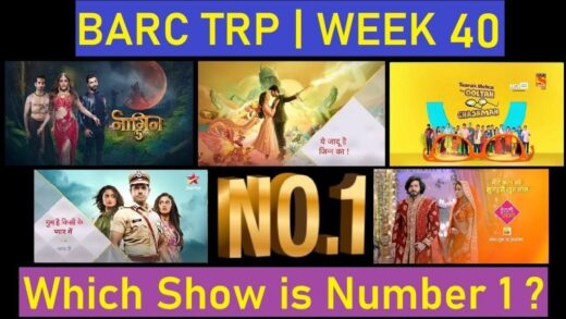 TRP update - New shows bangs TRP chart, old shows failed to impress audience - The Wall Post