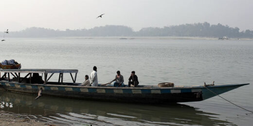 A study claimed that the devastating flood in Brahmaputra will come again - The Wall Post