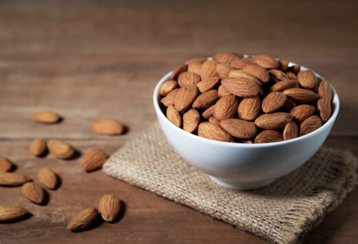 Almond Benefits - improves our mind and also cures many diseases - The Wall Post