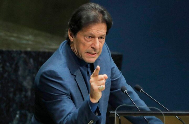 Imran Khan upset by opposition parties - The Wall Post