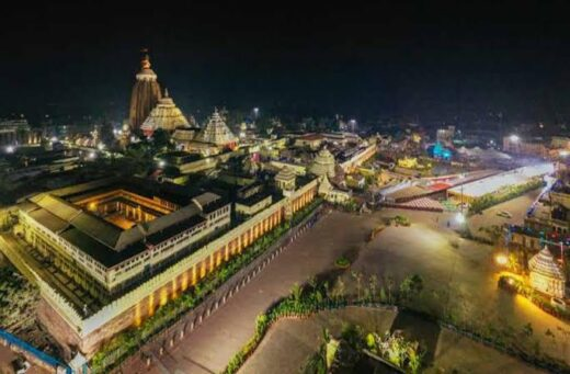 Jagannath Temple likely to reopen before New Year - The Wall Post