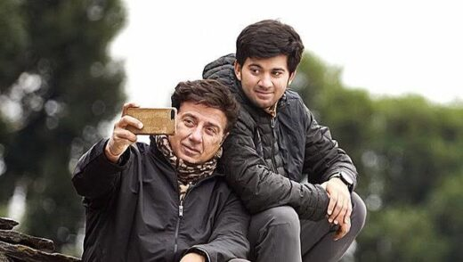 Sequel of 'Apne' movie will feature three generations from Deol's family -The Wall Post