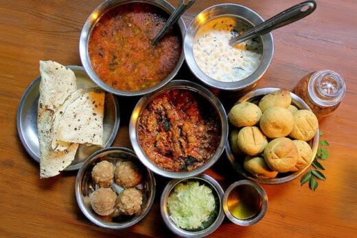 Delicious Rajasthani food that makes your mouth watering - The Wall Post