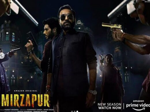 Mirzapur 2 - Top 5 Hindi Web series of 2020, you must watch - The Wall Post