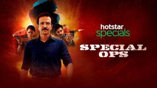 Special Ops- Top 5 Hindi Web series of 2020, you must watch - The Wall Post