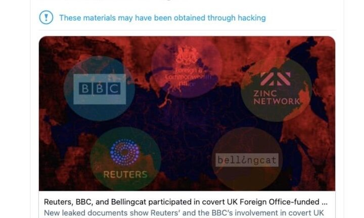 """Twitter roles out New label to Identify & Feature """"hacked materials"""" Online - Technology News - The Wall Post"""
