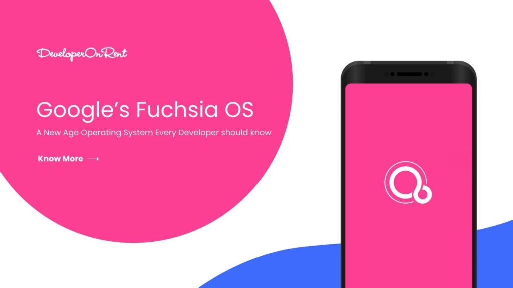 Google to come up with its new OS Fuchsia, after its successful Android - The Wall Post - google fuchsia os