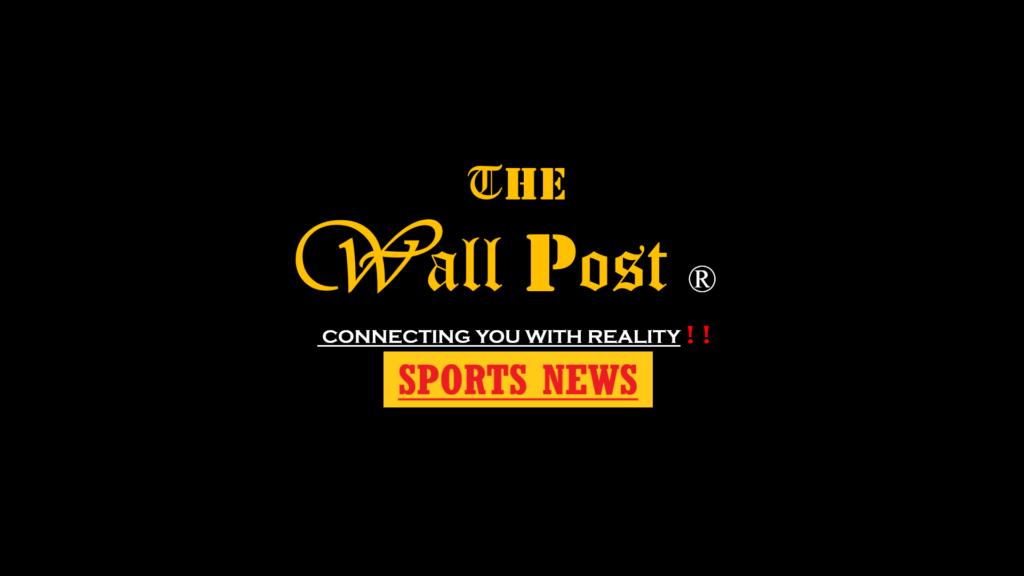 Sports News: THE WALL POST - Latest Cricket News, IPL News, Sports News in English, Live Match Scores, Sports News headlines, Breaking News