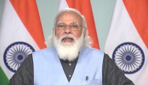"""Covid-19 : ११ एप्रिल से १४ एप्रिल """"टिकाकारण उत्सव"""" मनाया जाएगा- PM Modi"""
