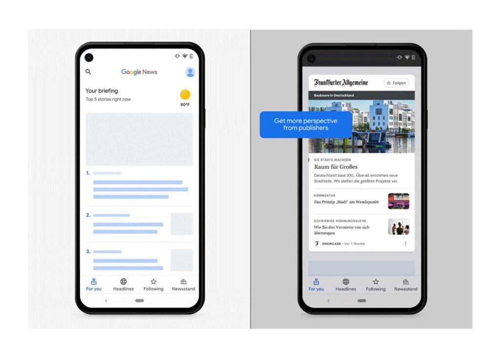 Google signs new deals with over 600 online publishers to expand its News Showcase - Tech News - The Wall Post