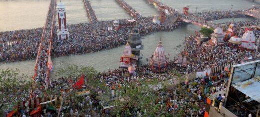 पीएम मोदी ने कुंभ मेला (Kumbh Mela India) जुलूसों को नियंत्रित करने का किया आग्रह