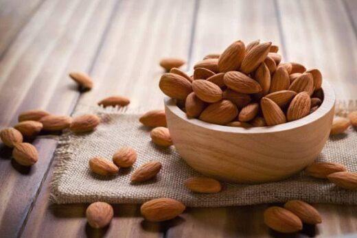 Latest Hindi News - जानिए बादाम खाने के बेहतरीन फ़ायदे - Almond Benefits - The Wall Post