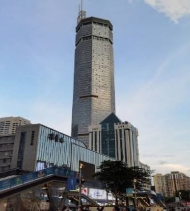 Inhabitants asked to evacuate, as 980-feet skyscraper wobbles in China