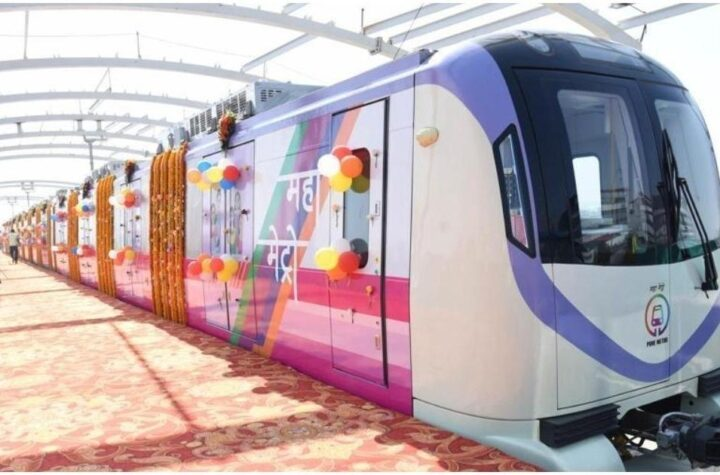 Pune News- Maharashtra government approved land in Balewadi for Pune Metro - The Wall Post