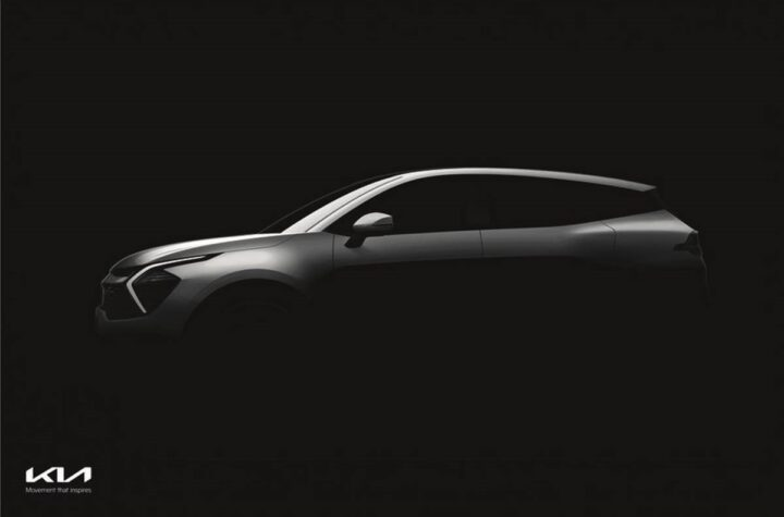 Kia teases first images of new generation Sportage SUV - The Wall Post