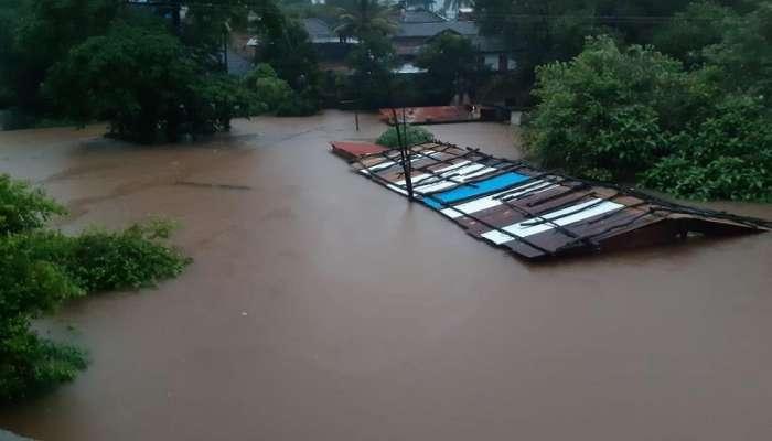 Heavy rain, huge property damage across the Konkan region of Maharashtra - The Wall Post