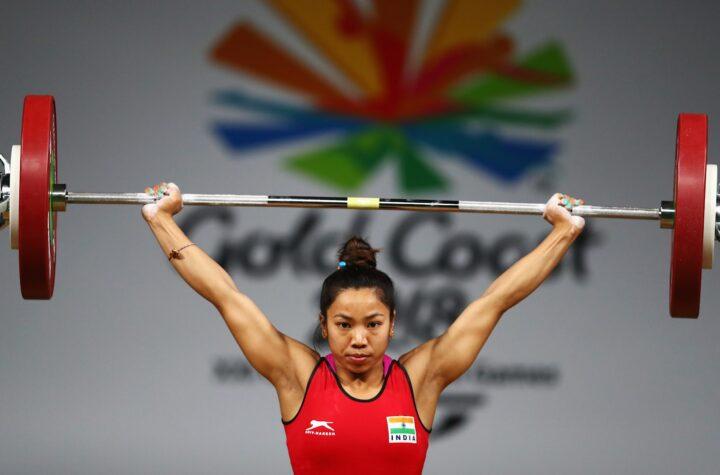 Latest News-Tokyo Olympics - India Celebrates the win of Mirabai Chanu.